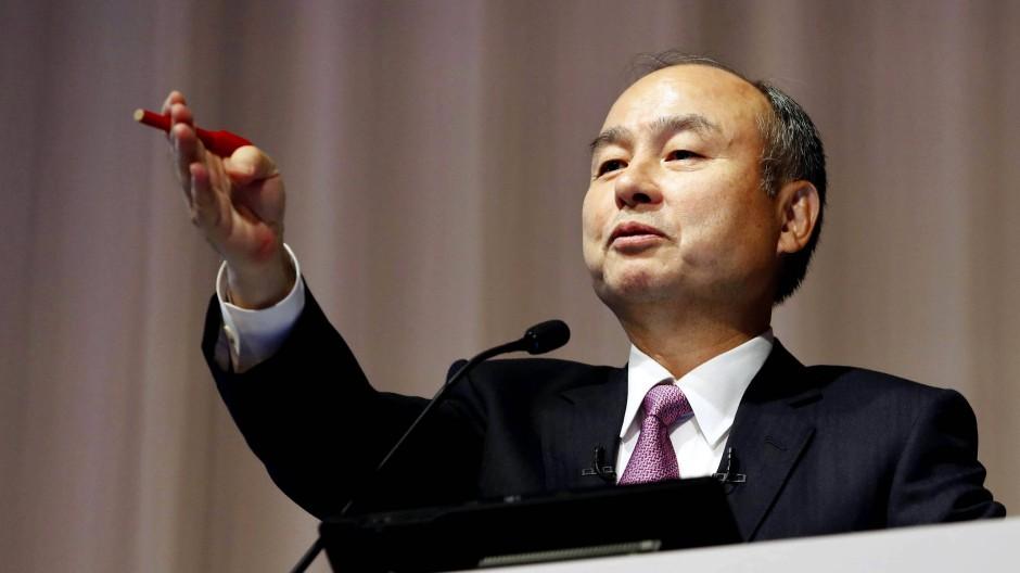 Der Softbank-Chef Masayoshi Son erwägt den Verkauf des iPhone-Chipentwicklers ARM.