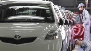 Toyota ruft 5,8 Millionen Fahrzeuge zurück