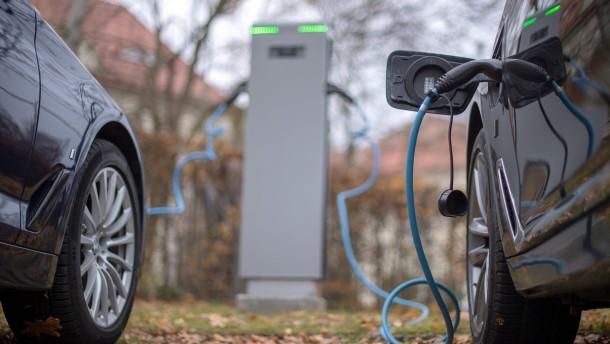 Bayern ist Flächenland mit dichtestem Elektro-Ladenetz