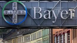 BASF kauft Teile von Bayers Saatgut- und Herbizidgeschäft