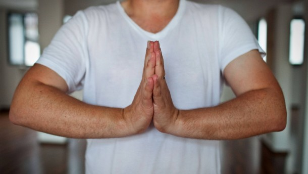 Yoga statt Jura