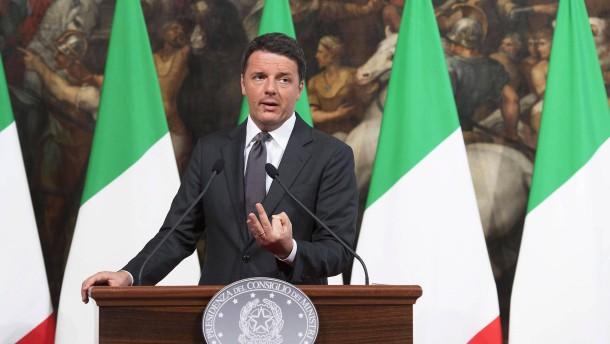 Brexit, Grexit, kommt jetzt die Italexit-Furcht?