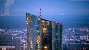Euro-Anstieg wird für die EZB immer relevanter