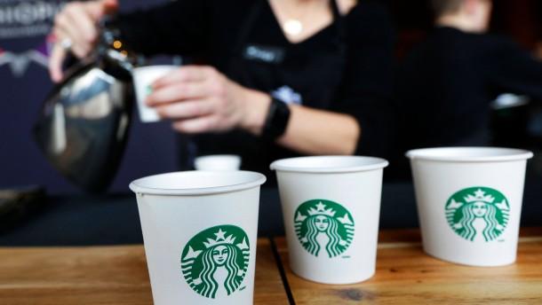 Starbucks meldet Rekordgewinn