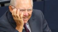 Haushaltsplus von fünf Milliarden Euro erwartet