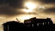 Griechenland bemühte sich um Aufschub von IWF-Zahlungen