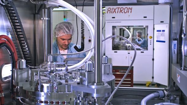 Warum redet Amerika bei der Aixtron-Übernahme mit?