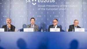 Eurogruppe erhöht Druck auf Griechenland