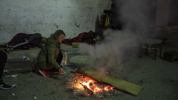 Nicht nur das Erdbeben setzt Albanien zu