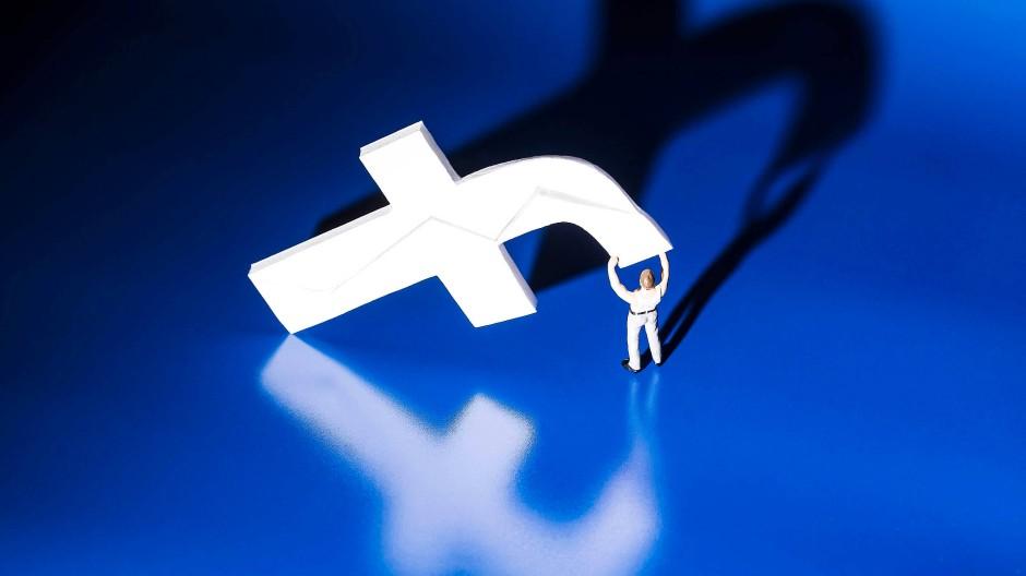 Facebook hat sich vorgenommen, gegen Wahlbeeinflussung vorzugehen.