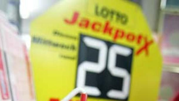 lotto Größter Jackpot im Lotto