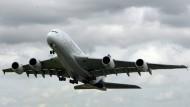 Der A380 ist erst mal gerettet