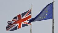 Das britische Pfund hat seit Juni gegenüber dem Euro stark an Wert verloren.