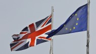 Kursverfall des Pfunds sorgt offenbar für Loch in EU-Haushalt