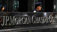 Wall Street verliert die Geduld mit den Bankaktien