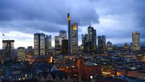 Amerikanische Banken streben nach Frankfurt
