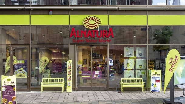 Alnatura setzt erstmals mehr als eine Milliarde Euro um