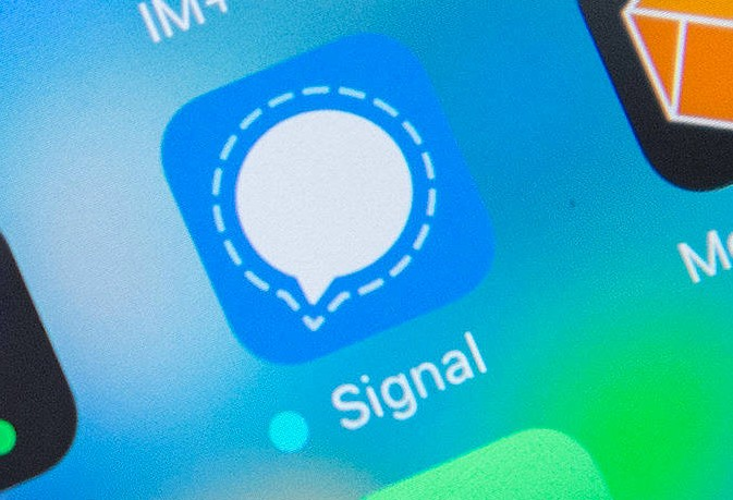 Die Signal-App