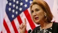 Frühere HP-Chefin will Präsidentin werden