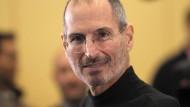 Apple-Gründer Steve Jobs (Archivaufnahme aus dem Jahr 2010)