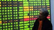 Als am Donnerstag die Kurse in China stark fielen, wurde sogar der dortige Handel ausgesetzt.