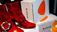 Zalando hat seinen Umsatz im vergangenen Jahr um 23 Prozent gesteigert.