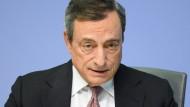 Wie umfangreich fällt das Maßnahmen-Paket aus, dass EZB-Präsident Draghi an diesem Donnerstag präsentiert?