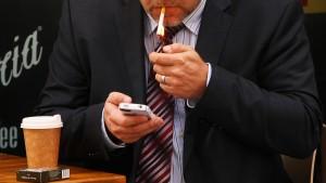 Selbstausbeutung am Smartphone