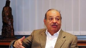 Milliardär Carlos Slim engagiert sich stärker in Europa