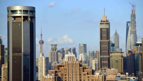China macht Schanghai zur Freihandelszone
