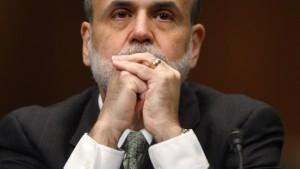 Fed-Chef Bernanke erhält Rückendeckung