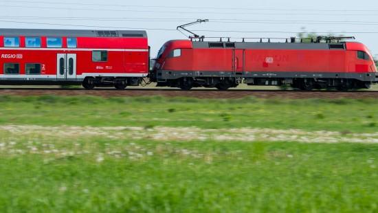 Umbau und Öffnung bei der Bahn
