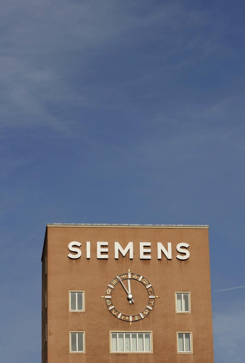 Aktienkurs Siemens Aktuell
