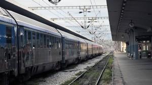 Erstes Angebot für griechische Bahn