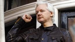 Ecuadors Präsident will Assange Asyl entziehen