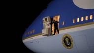Das Pentagon hatte Boeing im Januar mit dem Bau der neuen Air Force One beauftragt