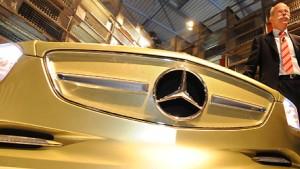 Daimler investiert in Kompaktwagenproduktion