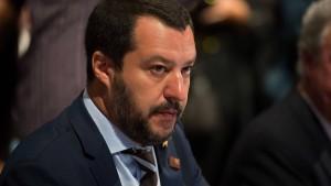 Italiens Rechte redet eine neue Finanzkrise herbei