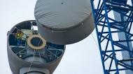 Stürmische Zeiten für Windparkfirma