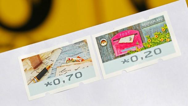 Deutsche Post macht Briefe abermals teurer