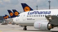 Mit der teils herabwürdigenden Mitarbeiter-Liste hat die Lufthansa kein gutes Bild von sich gezeichnet.