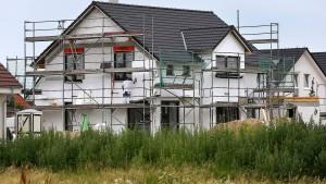 Kampf ums Einfamilienhaus