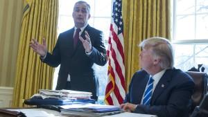 Konzernchefs wenden sich von Trump ab