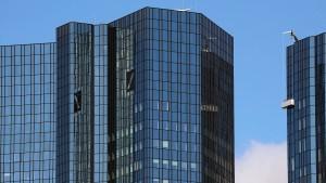 Deutsche Bank verständigt sich beim Stellenabbau