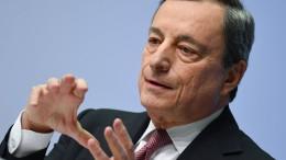 Die EZB ergreift neue Maßnahmen gegen die Wirtschaftsschwäche