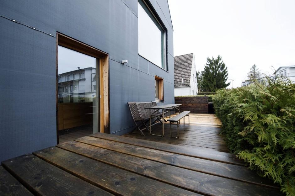 bilderstrecke zu altbausanierung von einfamilienhaus in. Black Bedroom Furniture Sets. Home Design Ideas