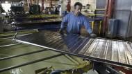 Arbeitslosigkeit in Griechenland geht weiter leicht zurück
