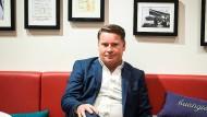 Jochen Halfmann ist Vorstandsvorsitzender von Vapiano.