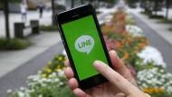 SMS-Ersatz Line kündigt Börsengang an