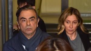 Haftbefehl gegen Carole Ghosn